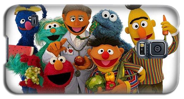 Sesame Street Galaxy S5 Case