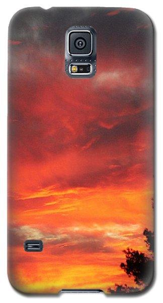 Desert Sunburst Galaxy S5 Case