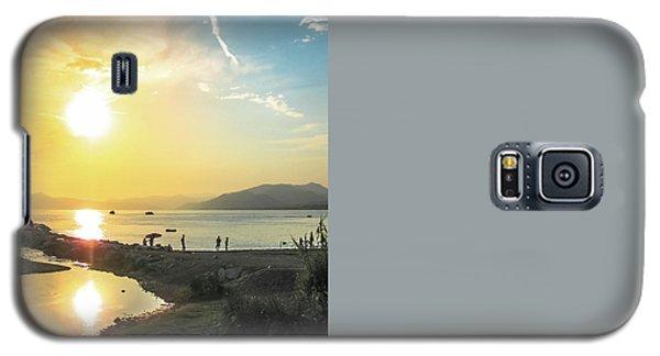 Sestri Levante Baia Delle Favole Galaxy S5 Case