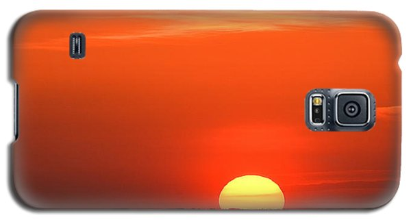 Setting Sun Halibut Pt. Galaxy S5 Case