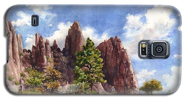 Settler's Park, Boulder, Colorado Galaxy S5 Case
