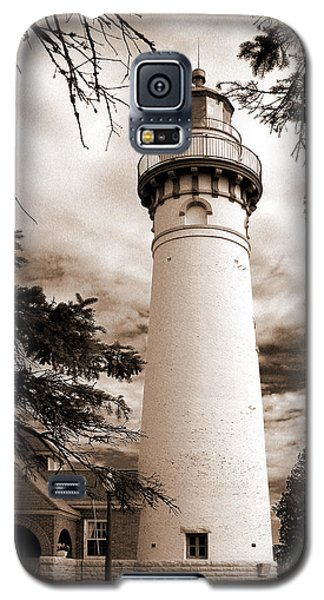 Seul Choix Point Lghthouse Mi Galaxy S5 Case