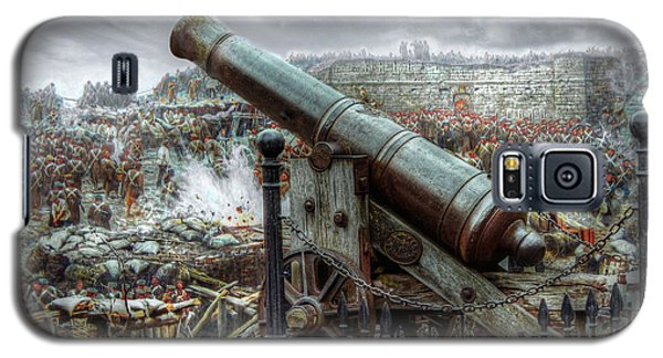 Sevastopol Cannon 1855 Galaxy S5 Case