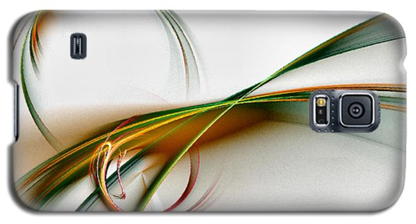 Seven Dreams - Fractal Art Galaxy S5 Case by NirvanaBlues