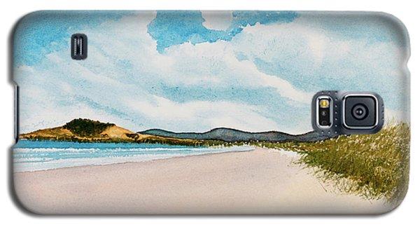 Seven Mile Beach On A Calm, Sunny Day Galaxy S5 Case