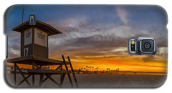Galaxy S5 Case featuring the photograph Seventeen You're Clear For Takeoff by Sean Foster