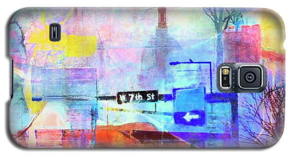 Galaxy S5 Case featuring the photograph Seventh Street by Susan Stone
