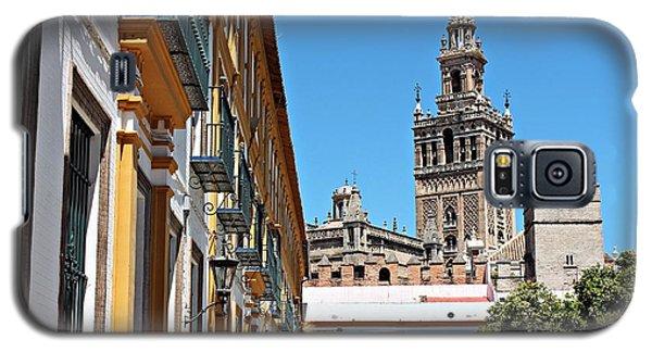 Seville Galaxy S5 Case by Cendrine Marrouat