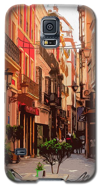 Seville, The Colorful Streets Of Spain - 02 Galaxy S5 Case