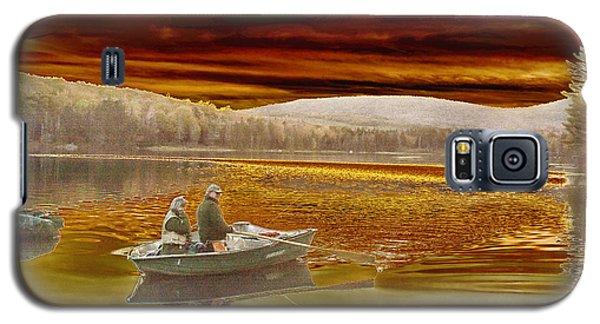 Seyon Sunset Galaxy S5 Case by Paul Miller