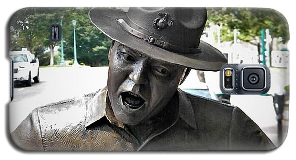 Sgt. Carter Statue In Clarksville, Tn Galaxy S5 Case