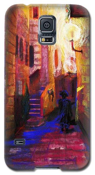 Shabbat Shalom Galaxy S5 Case