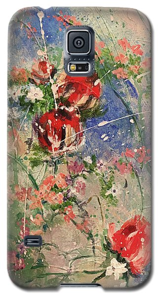 Shabby Chic #2 Galaxy S5 Case