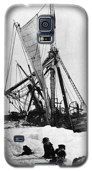 Shackletons Endurance Galaxy S5 Case