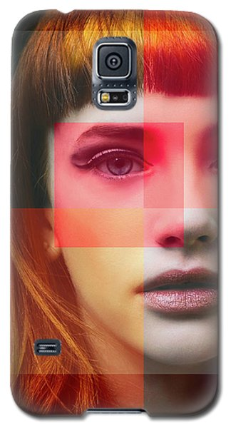 Shades Of My Soul Galaxy S5 Case