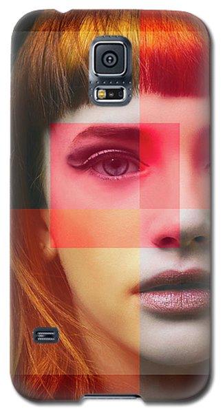 Shades Of My Soul Galaxy S5 Case