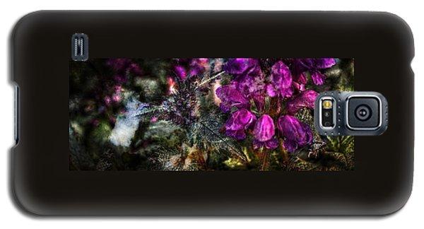 Shades Of Purple  Galaxy S5 Case