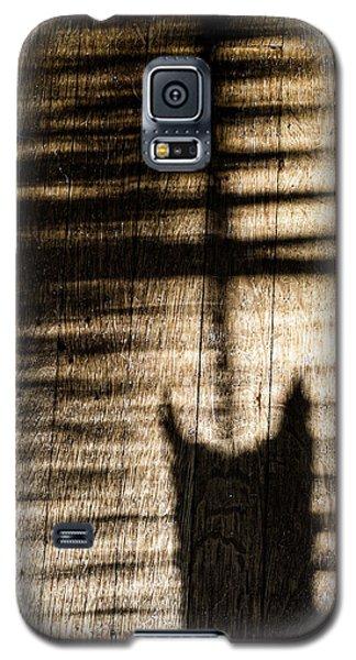 Shadow Cat Galaxy S5 Case
