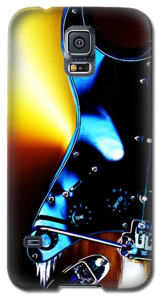 Galaxy S5 Case featuring the photograph Shadow Dancer by Baggieoldboy