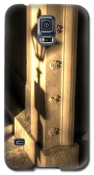 Shadow Of Light Galaxy S5 Case