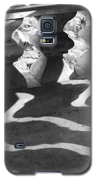 Shadow Of Railing Galaxy S5 Case