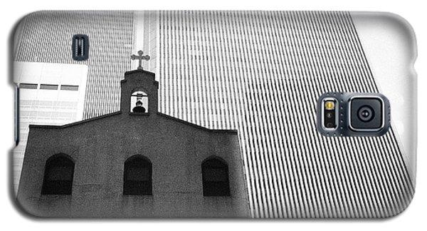 Shadow Of World Trade Center Galaxy S5 Case