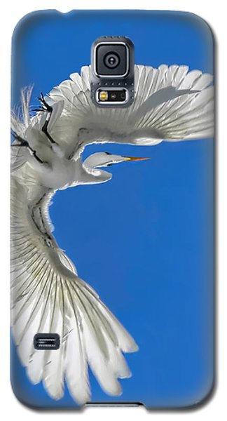 Shadow On A Wing Galaxy S5 Case by Jennie Breeze