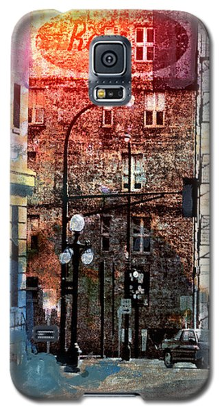 Galaxy S5 Case featuring the photograph Shadow On St. Paul by Susan Stone