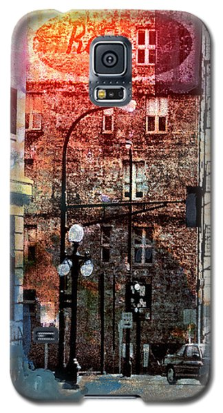 Shadow On St. Paul Galaxy S5 Case by Susan Stone