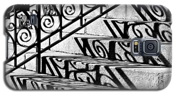 Shadow On The Rotunda Stairs Galaxy S5 Case