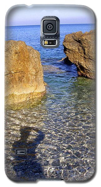 Shadow Pelion Greece Galaxy S5 Case