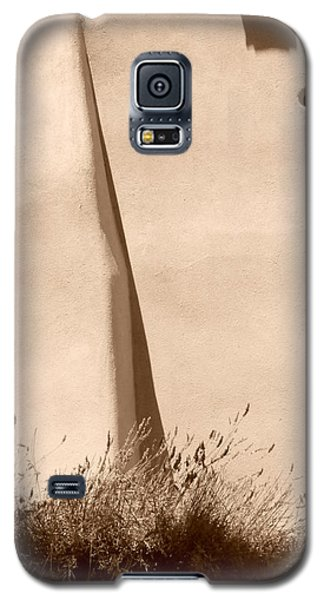 Shadows And Light In Santa Fe Galaxy S5 Case