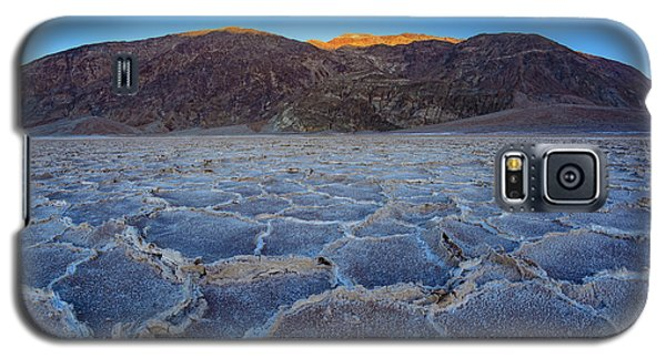 Shadows Fall Over Badwater Galaxy S5 Case