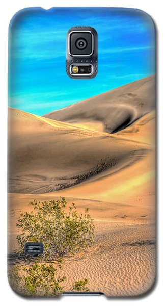 Shadows In The Sand Galaxy S5 Case