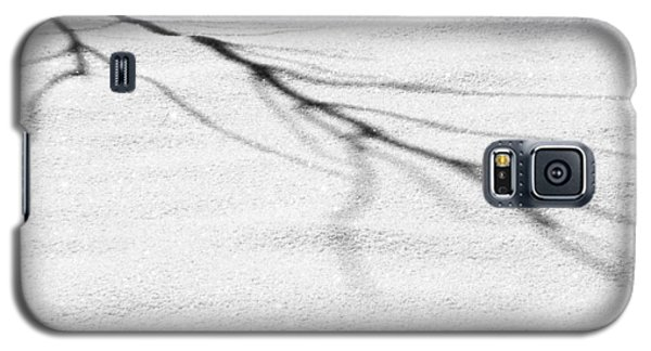 Shadows Of Winter Galaxy S5 Case by Christine Till