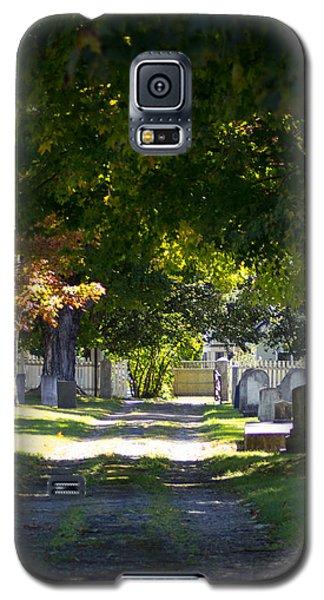 Shady Lane Galaxy S5 Case by Dick Botkin