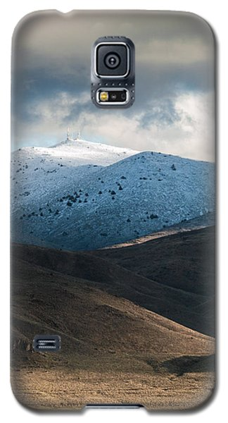 Shaffer With Snow Galaxy S5 Case