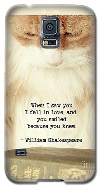 Shakespeare In Love Galaxy S5 Case