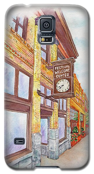 Shakespeare Time Galaxy S5 Case