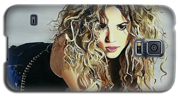 Shakira  Galaxy S5 Case by Gitanjali  Sood
