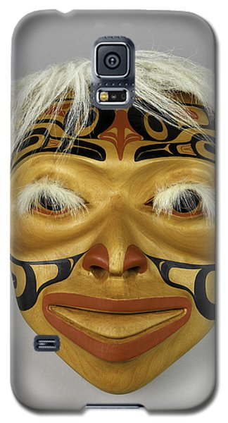 Shaman's Mask Galaxy S5 Case