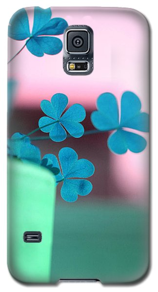 Shamrock Pot V Galaxy S5 Case