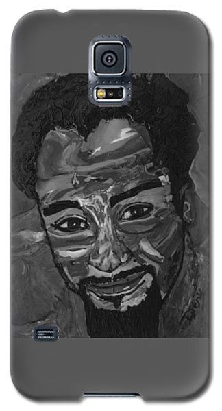 Shane In Black And White Galaxy S5 Case