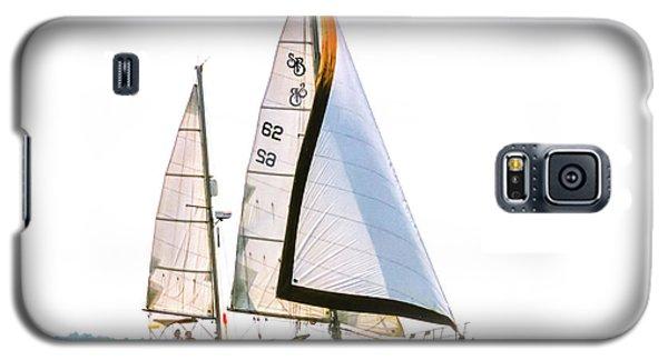 Shannon 38 Kittiwake On Chesapeake Bay Galaxy S5 Case