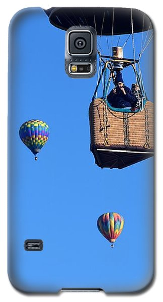 Share The Air Galaxy S5 Case by John Glass