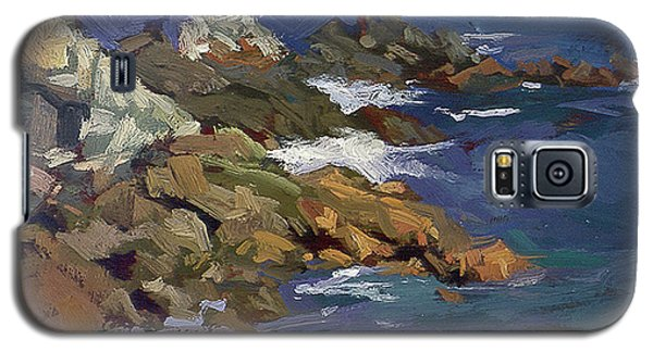 Shark Autumn Catalina  Plein Air Galaxy S5 Case