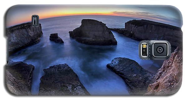 Shark Fin Cove Galaxy S5 Case