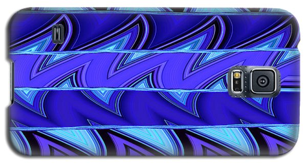 Shark Fins Galaxy S5 Case by Ann Johndro-Collins