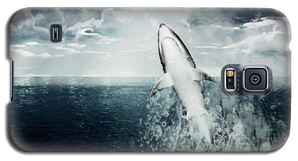 Shark Watch Galaxy S5 Case