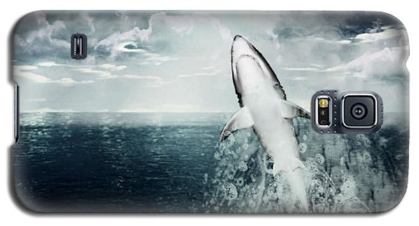 Shark Watch Galaxy S5 Case